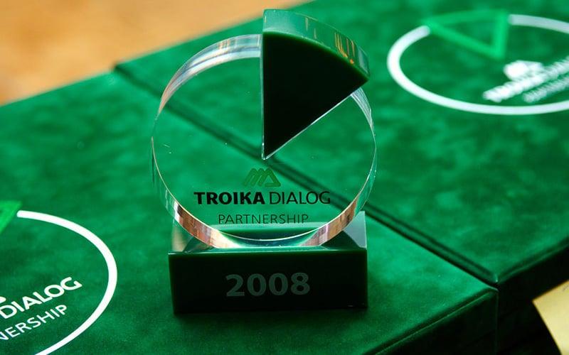 Troika Dialog | Ruben Vardanyan